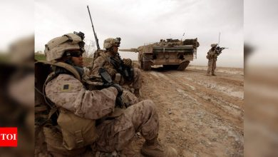 US troops to exit Afghanistan by September 11, 20 years after 9/11 - Times of India