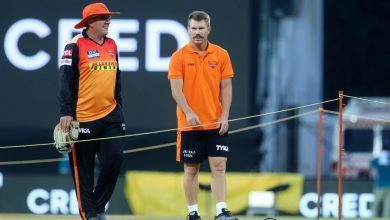 'Umpires got it right' - Sunrisers coach on Harshal Patel's full toss no-ball in final over of chase