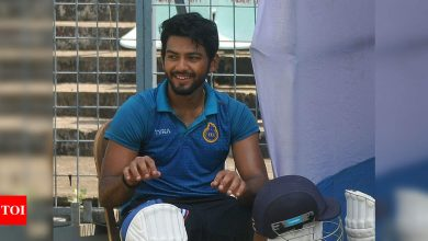 Unmukt Chand appeals for help for Covid-stricken mother, uncle | Off the field News - Times of India