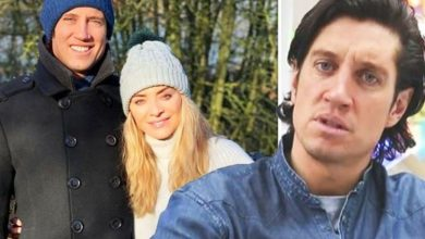 Vernon Kay admits he's 'never been asked' to do Strictly despite Tess Daly's hosting role