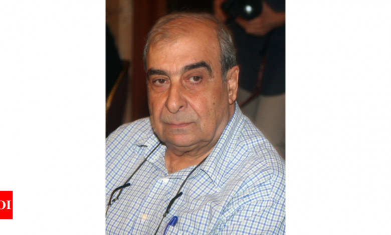 Veteran Syria opposition figure Michel Kilo dies of Covid-19 - Times of India