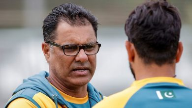 Waqar Younis granted leave, to miss Zimbabwe series for his wife's surgery in Sydney