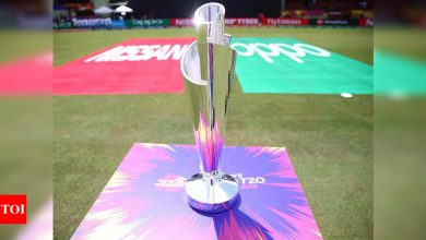 We have backup plans for T20 World Cup in India but proceeding as planned now: ICC interim CEO | Cricket News - Times of India