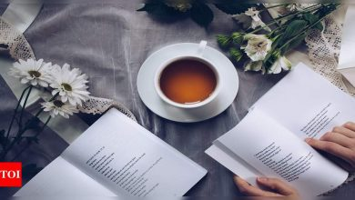 We may be hardwired to appreciate poetry: Study - Times of India