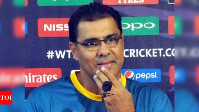 We need to build a bunch of pacers for T20 World Cup and other series: Waqar Younis | Cricket News - Times of India
