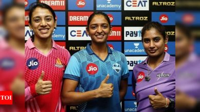 Women's T20 Challenge likely to remain three-team affair | Cricket News - Times of India