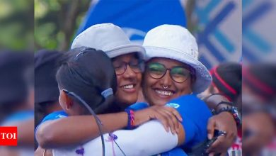 World Cup Archery Stage 1: Deepika-led Indian women's recurve team beats Mexico to win gold | More sports News - Times of India