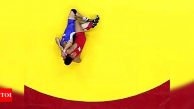Wrestling:  Travel ban grounds India's wrestling squad   More sports News - Times of India