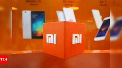 Xiaomi:  Xiaomi may launch 3 tablets powered by Snapdragon 800 series soon - Times of India