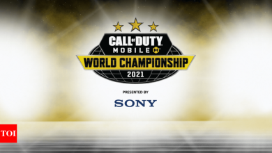 call of duty mobile:  Call of Duty Mobile World Championship with a prize pool of $2 million announced - Times of India