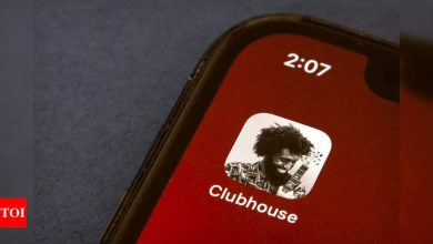 clubhouse data leak:  Clubhouse denies data breach of 1.3 million users - Times of India