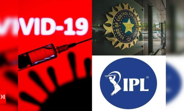 IPL 2021: BCCI's statement on foreign players returning home, IPL chairman will find out how
