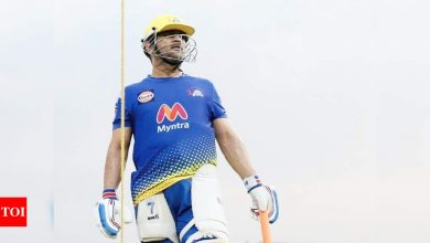 ms dhoni:  IPL 2021: MS Dhoni is the heartbeat of Chennai Super Kings, says coach Stephen Fleming | Cricket News - Times of India