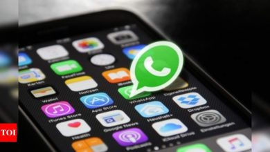 whatsapp disappearing message:  WhatsApp may soon bring disappearing messages to Groups - Times of India