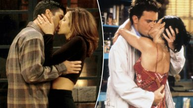 'Friends' stars reveal shocking set romance: 'We channeled our love'