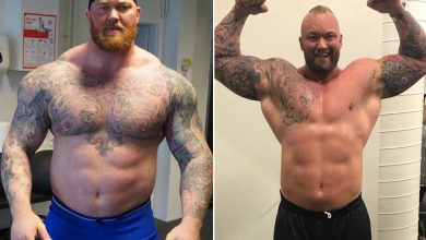 'Game of Thrones' star debuts shocking 110-lb. weight loss