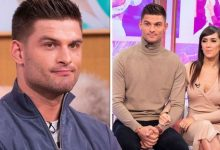 'I was lost' Aljaz Skorjanec praises Janette Manrara as his 'saving grace' on tough days