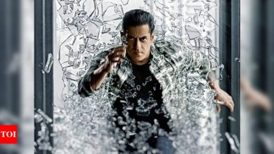 'Radhe' overseas box office collection: Salman Khan's action flick records a drop - Times of India