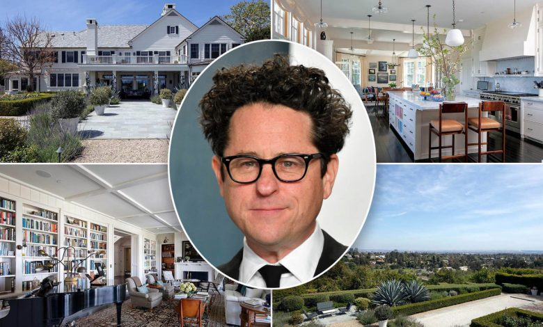 'Star Wars' director J.J. Abrams lists Pacific Palisades home for $22M