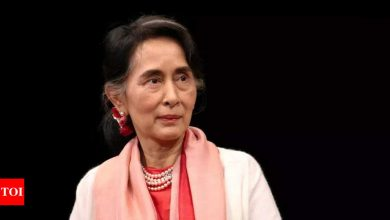 Myanmar's Aung San Suu Kyi marks third month under house arrest - Times of India