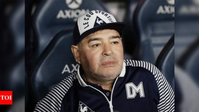 Diego Maradona was left to 'fate' ahead of death: Expert panel | Football News - Times of India