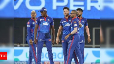 Delhi Capitals performing well as a team this season, not dependent on any one individual: Shikhar Dhawan   Cricket News - Times of India