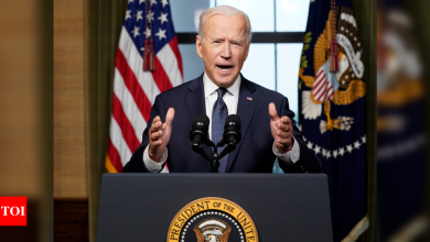 North Korea warns US of 'very grave situation' over Biden speech - Times of India