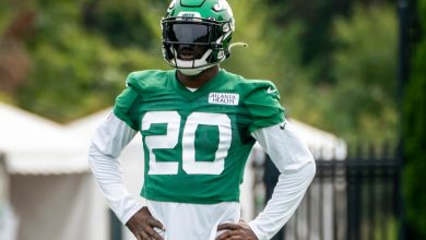 Locking up Marcus Maye a 'priority' for Jets with NFL Draft over