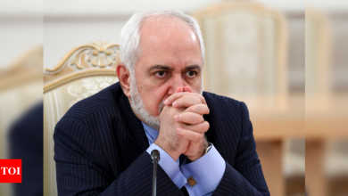 Iranian foreign minister Mohammad Javad Zarif apologizes for leaked comments - Times of India