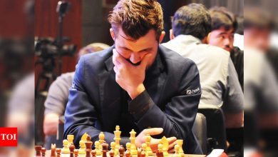 Magnus Carlsen wins New In Chess Classic | Chess News - Times of India