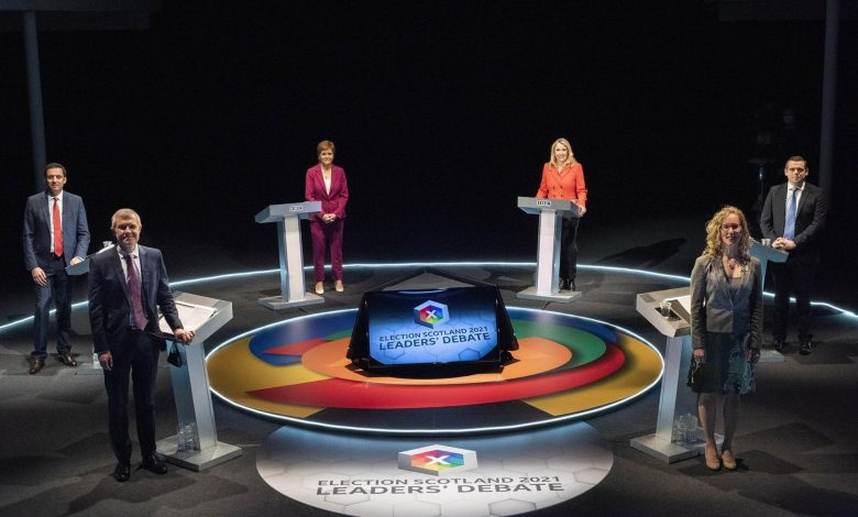 All you need to know before the final televised Scottish leaders' debate on Tuesday night