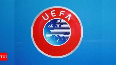 UEFA to allow up to 9,500 spectators at Europa League final | Football News - Times of India
