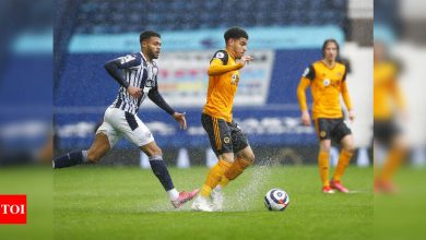 West Brom fight back but draw leaves them 10 points adrift | Football News - Times of India