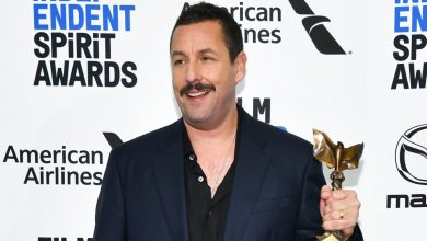 Adam Sandler Reacts to Viral Video of Himself Getting Put on Waitlist at IHOP