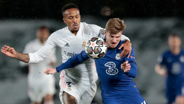 Champions League semifinal preview PSG looking for big away result Real Madrid hope to cashin on Chelseas misses