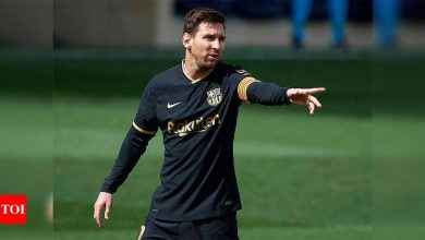 La Liga launches virus probe after Messi's Barca party   Football News - Times of India