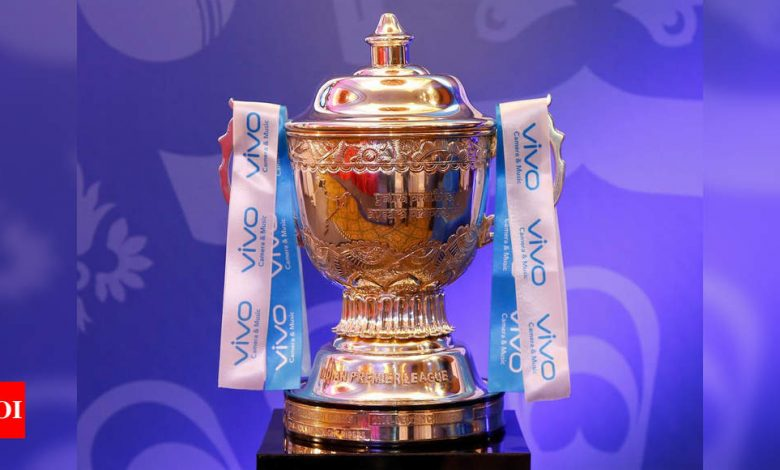 IPL advertisers back the tournament's suspension, silent about losses   Cricket News - Times of India