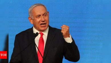 Netanyahu loses mandate to form Israel govt, opening door for rivals - Times of India