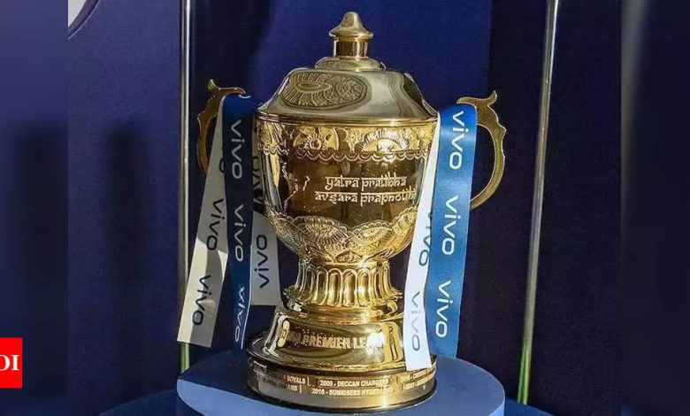 IPL 2021: IPL is suspended, not cancelled, says Brijesh Patel | Cricket News - Times of India