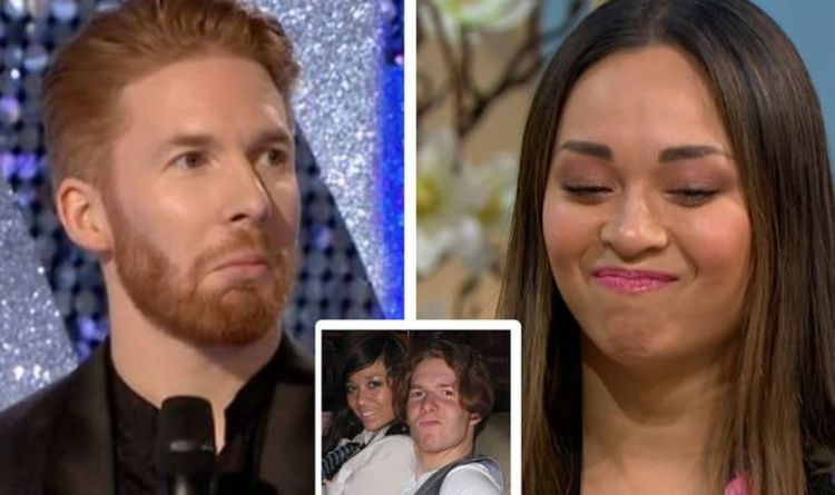 Neil Jones reacts as Katya Jones pays 'embarrassing' tribute to her ex: 'Deleted forever'