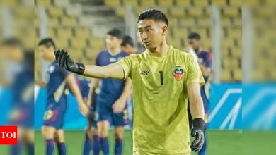 FC Goa goalkeeper Dheeraj earns AFC accolades with most saves in group games   Football News - Times of India