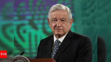 Mexican President says Kamala Harris likely to be in Mexico on June 8 - Times of India