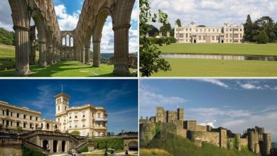UK travel: English Heritage sites to reopen their doors - Britons urged to book now