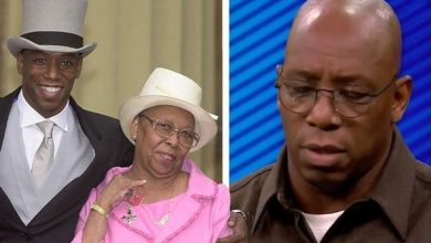 Ian Wright admits his mum repeatedly told him she 'wished she'd terminated him'