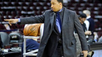 Stephen A. Smith slapped as a kid when he tried to get into 'drug game'