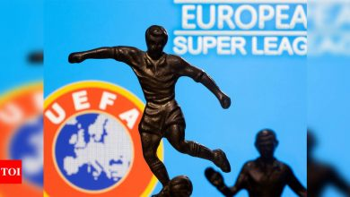 Real Madrid, Barcelona, Juventus denounce 'intolerable' pressure to abandon Super League | Football News - Times of India