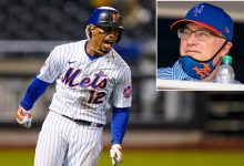 Steve Cohen revels in Francisco Lindor's big Mets home run