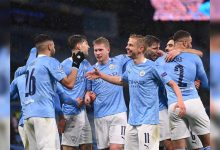 Manchester City poised to win Premier League title | Football News - Times of India
