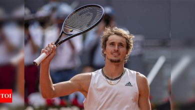Zverev sees off Thiem to reach Madrid Open final   Tennis News - Times of India