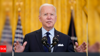 Joe Biden's move to share vaccine designed to spread US influence - Times of India